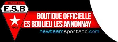 Boutique Club : ES Boulieu les Annonay