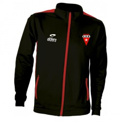 Veste SPIDO Noir/Rouge + Logo Club